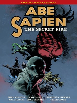 cover image of Abe Sapien (2008), Volume 7