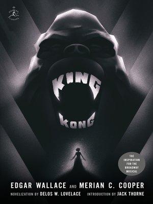 cover image of King Kong