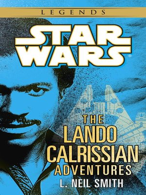 cover image of The Adventures of Lando Calrissian