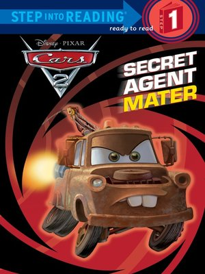 cover image of Secret Agent Mater (Disney/Pixar Cars 2)