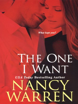 cover image of The One I Want