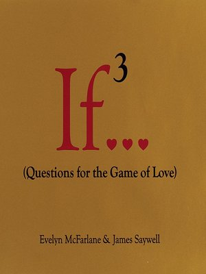 cover image of If..., Volume 3