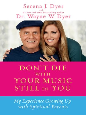 cover image of Don't Die with Your Music Still in You