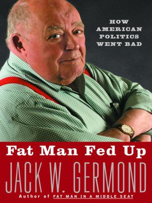 cover image of Fat Man Fed Up