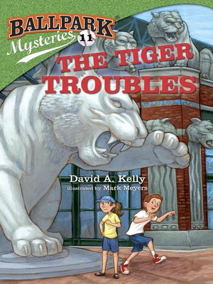cover image of The Tiger Troubles