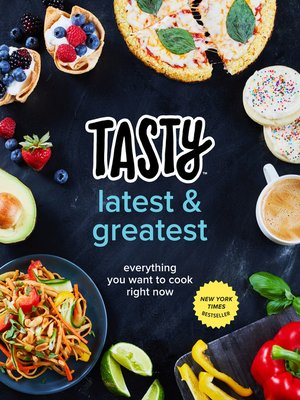 cover image of Tasty Latest and Greatest