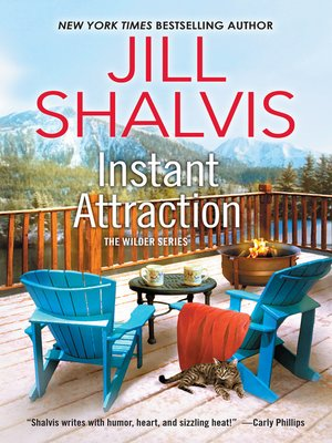 cover image of Instant Attraction