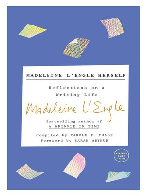cover image of Madeleine L'Engle Herself