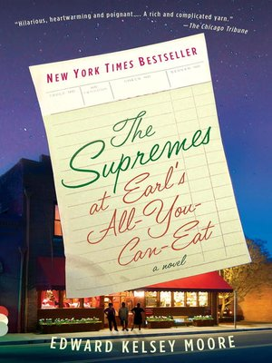 cover image of The Supremes at Earl's All-You-Can-Eat
