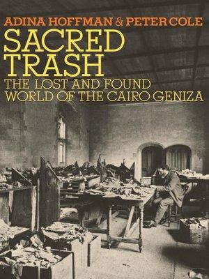 cover image of Sacred Trash