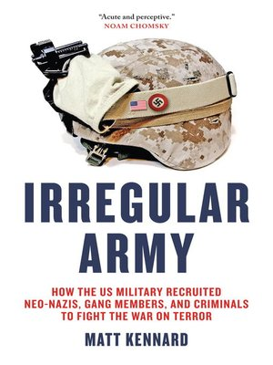 cover image of Irregular Army
