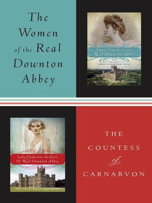 cover image of The Women of the Real Downton Abbey