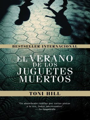 cover image of El verano de los juguetes muertos