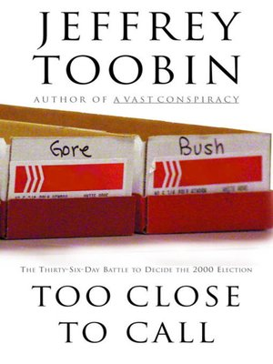 cover image of Too Close to Call