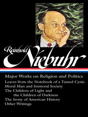 cover image of Reinhold Niebuhr