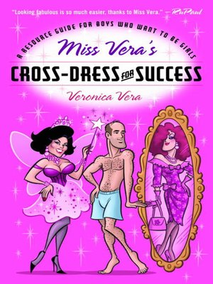 cover image of Miss Vera's Cross-Dress for Success