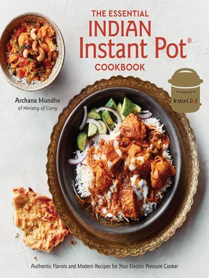 cover image of The Essential Indian Instant Pot Cookbook