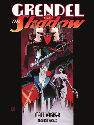 cover image of Grendel vs. the Shadow