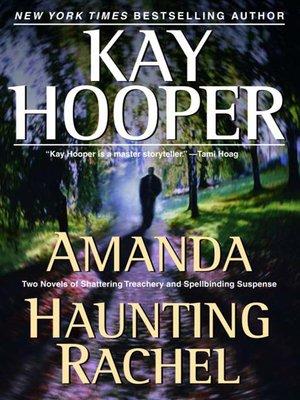 cover image of Amanda/Haunting Rachel