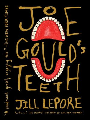 cover image of Joe Gould's Teeth