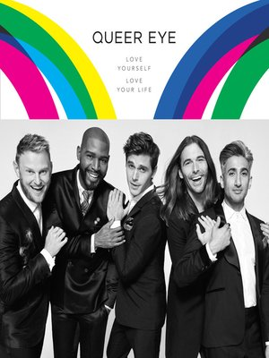 cover image of Queer Eye