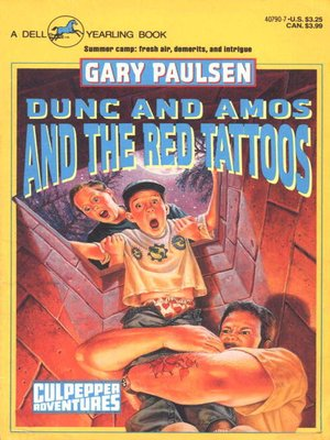 cover image of Dunc and Amos and the Red Tattoos