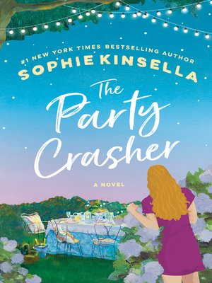 cover image of The Party Crasher