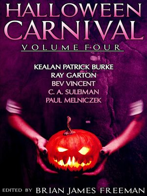 cover image of Halloween Carnival, Volume 4