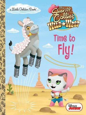 cover image of Time to Fly! (Disney Junior