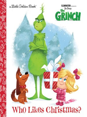 cover image of Who Likes Christmas? (Illumination's the Grinch)