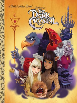 cover image of The Dark Crystal