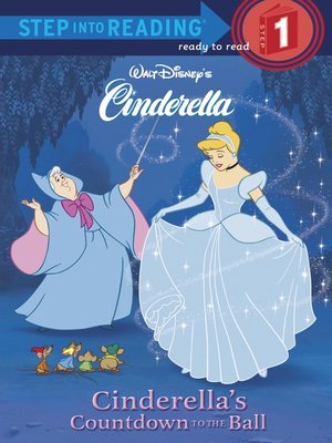 cover image of Cinderella's Countdown to the Ball