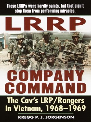 cover image of LRRP Company Command
