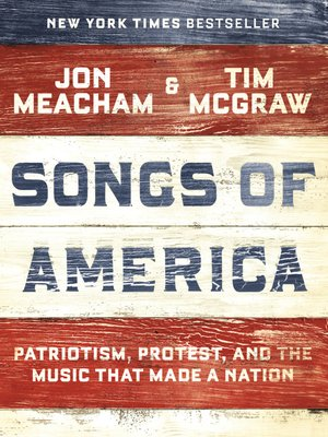 cover image of Songs of America