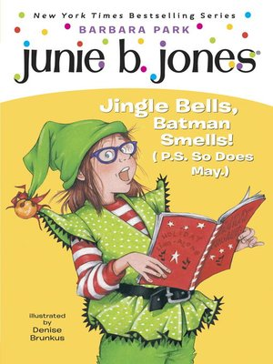 cover image of Jingle Bells, Batman Smells! (P.S. So Does May.)