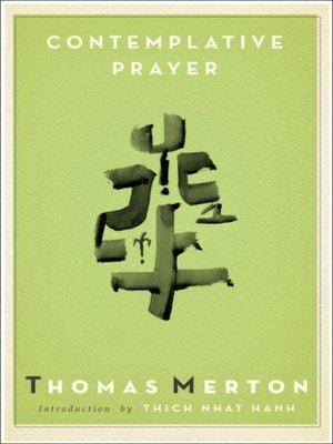 cover image of Contemplative Prayer