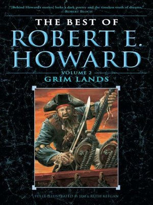 cover image of The Best of Robert E. Howard, Volume 2