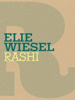 cover image of Rashi