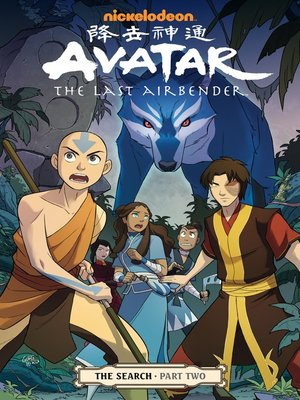 cover image of Avatar: The Last Airbender - The Search, Part 2