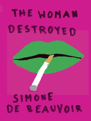 cover image of The Woman Destroyed