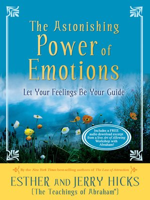 cover image of The Astonishing Power of Emotions