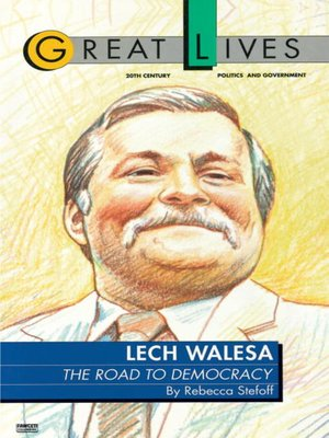 cover image of Lech Walesa