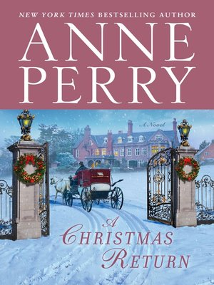 cover image of A Christmas Return