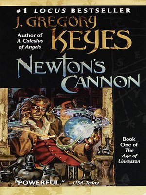 cover image of Newton's Cannon