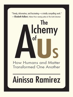 cover image of The Alchemy of Us