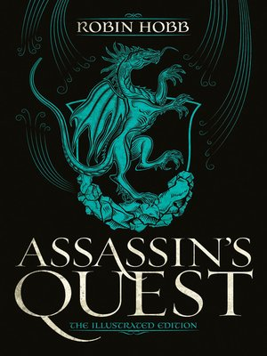 cover image of Assassin's Quest