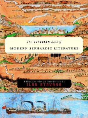 cover image of The Schocken Book of Modern Sephardic Literature