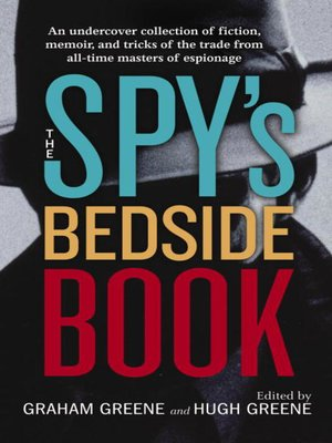 cover image of The Spy's Bedside Book