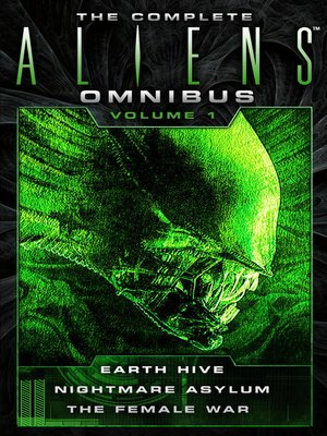 cover image of Volume One (Earth Hive, Nightmare Asylum, The Female War)