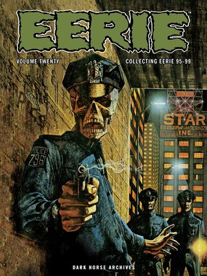 cover image of Eerie Archives, Volume 20